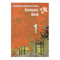 Foundation  Home Science  Bk1
